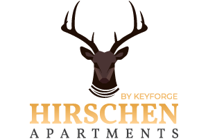 Hirschen Apartments Logo